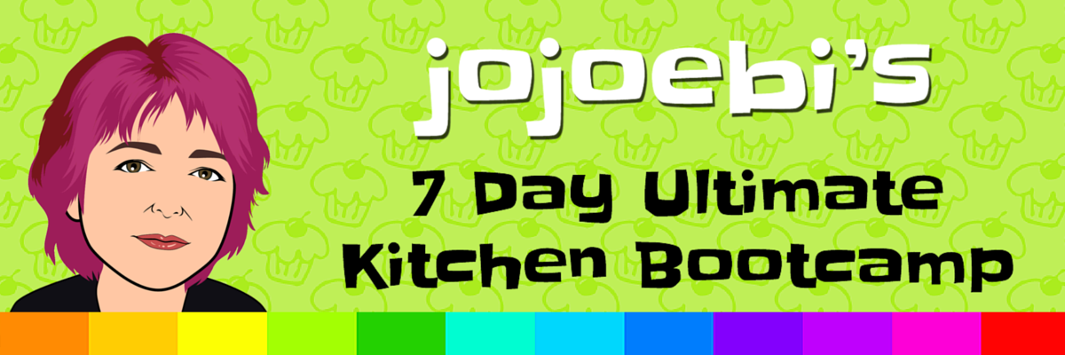 ultimate kitchen bootcamp banner